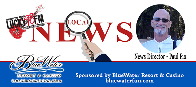 Local News Sponsored by Bluewater Resort and Casino